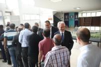 GÖLGELI - Başkan Saraçoğlu, Belediye Personeli İle Bayramlaştı