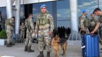 Bingöl'den 224 Mehmetçik Suriye'ye Uğurlandı