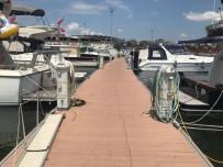 Burhaniye'de Yat Limanı Yenileniyor