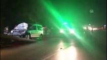 Bursa'da Hafif Ticari Aracın Çarptığı Kişi Öldü