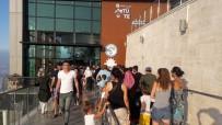 TELEFERIK - Büyükşehir Projeleri Bayramda Rekor Kırdı