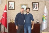 HASAN TAHSIN - Cerrahpaşalı Öğrenci Türkiye 6'Ncısı Oldu