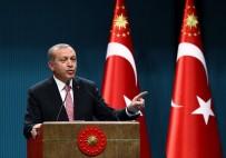 FRANK WALTER STEINMEIER - Cumhurbaşkanı Erdoğan, Alman Mevkidaşıyla Görüştü