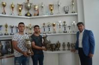 HALUK ULUSOY - Denizlispor'un, İçine Çiçek Dikilen Kupaları Geri Getirildi