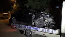 Elazığ'da Trafik Kazası Açıklaması 3 Yaralı