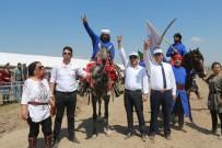 Frig Vadileri Rahvan At Yarışlarında Kıyasına Mücadele