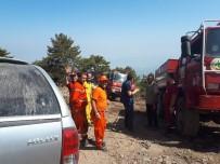 KAÇAK AVCI - Hatay'daki Orman Yangını 37 Saatte Söndürüldü