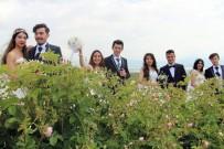 RESMİ NİKAH - Isparta Belediyesi, Yaz Tatili Döneminde 618 Çiftin Hayatını Birleştirdi