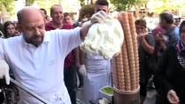 Kahramanmaraş'tan Dört Kıtaya Dondurma İhracatı