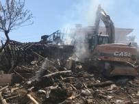 Kırşehir'de Tüp Bomba Gibi Patladı Açıklaması 1 Yaralı