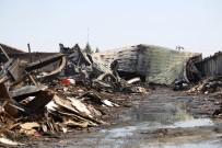 DEKORASYON - Konya'daki Büyük Yangının Sebebi Belli Oldu, 1 Kişi Gözaltına Alındı