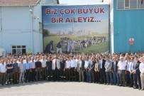 BAYRAMLAŞMA - Konya Şeker Ailesi Bayramlaştı