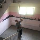 GENERAL - Körfez Belediyesi'nden Okullara Tadilat Desteği