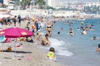 YERLİ TURİST - Kurban Bayramı'nda 'Yarım Milyon' Bereketi