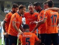 ABDULLAH AVCı - Başakşehir, kupa canavarı Akhisar'a acımadı!