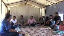 KONYA OVASı - Mevsimlik Tarım İşçileri Konya Ovası'nda Mesaide