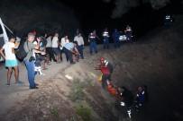 TEST SÜRÜŞÜ - Off-Road Sürücüsü 50 Metrelik Uçuruma Yuvarlandı