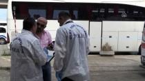KARADENIZ SAHIL YOLU - Otobüs Şoförü Bagajda Ölü Bulundu