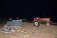 Otomobil Römorka Çarptı Açıklaması 6 Yaralı