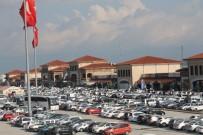 BOLU DAĞı - TEM'in Üzerinde Bulunan AVM'ye Bayram Tatilinde 800 Bin Kişi Geldi