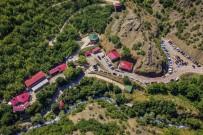 ÇAY KAŞIĞI - Tomara Şelalesi Tabiat Parkında Tüm Zamanların Rekoru Kırıldı