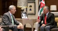 KRAL ABDULLAH - Ürdün Kralı 2. Abdullah, BM Mülteciler Yüksek Komiseri Grandi İle Görüştü