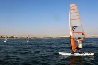 OPTIMIST - Vanlı Yelkenciler Yoğun Tempoyla Eğitimlerini Sürdürüyor