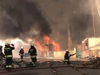 DEKORASYON - Yangınla İlgili Gözaltına Alınan Güvenlik Görevlisi Tutuklandı