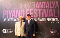MENDERES TÜREL - 19'Uncu Uluslararası Antalya Piyano Festivali'ne Doğru