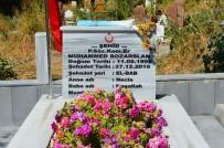 Adilcevaz Belediyesi, El Bab Şehidi Bozarslan'ın Mezarını Yaptırdı