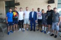Afyet Afyonspor'un İlk Hedefi Lige Tutunmak