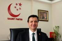 İNCIRLIK - Arıkan Açıklaması 'Saadet Partisi Oylarını Yüzde 100 Artıran Tek Partidir'
