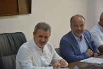 ENGELLİ RAMPASI - AYESOB Şoför Esnafının Sorunlarını Komisyon Başkanvekili Yavuz'a İletti