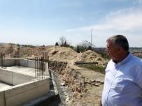CEMİL MERİÇ - Başkan Toçooğlu Projeleri İnceledi