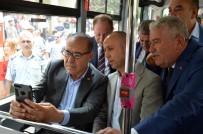 ÜCRETSİZ İNTERNET - Belediye Otobüslerinde Ücretsiz Wifi Hizmeti