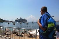 DISCOVERY - Bodrum'a İki Gemi Dolusu Turist Geldi