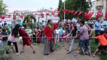Burdur'da Geleneksel Mahalle Şenliği Yapıldı