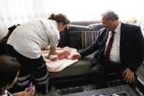 Burhaniye Belediyesine Sağlık Ödülü