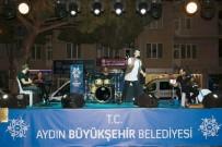 GÜZELÇAMLı - Büyükşehirden Çine'de Halk Konseri