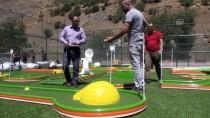 GOLF SAHASI - Çataklılar Golfle Tanışacak