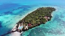TANZANYA - Dev Kaplumbağaların Yuvası Açıklaması Changuu Adası