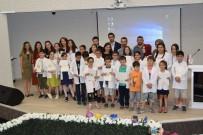 İDRİS ŞAHİN - Düzce Çocuk Teknopark 3. Dönem Eğitimi Sona Erdi