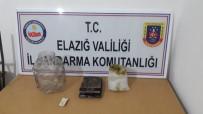 Elazığ'da 2 Şüpheli Toz Esrarla Yakalandı
