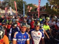 SPOR MÜSABAKASI - Grand Fondo Dünya Yol Bisiklet Yarışı'nda 2 Türk