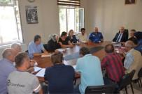 HASAN YAMAN - İlçe Spor Güvenlik Kurulu Toplantısı Yapıldı