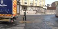 HALKALı - İstanbul'da kimyasal madde paniği: 2 Yaralı