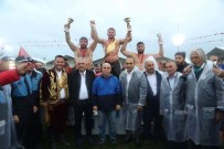 İSMAİL BALABAN - İstanbul'un Kırkpınar'ı Bu Hafta Arnavutköy'de Gerçekleşecek