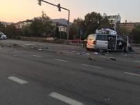Karadeniz Sahil Yolu'nda Trafik Kazası Açıklaması 2 Ölü, 6 Yaralı