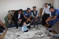 Kaymakam Boztepe'den Şehit Ve Gazi Ailelerine Ziyaret