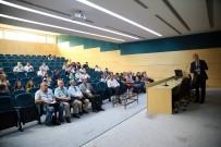 PETROL BORU HATTI - Keleş Açıklaması 'Göl Konusunda Kurumsal Bir Bilinç Oluşturduk'